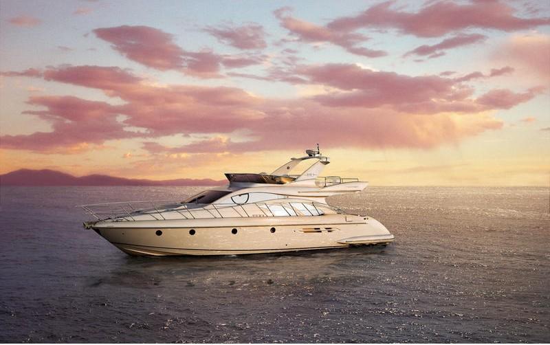 Motor yacht for rent charter Croatia Adriatic