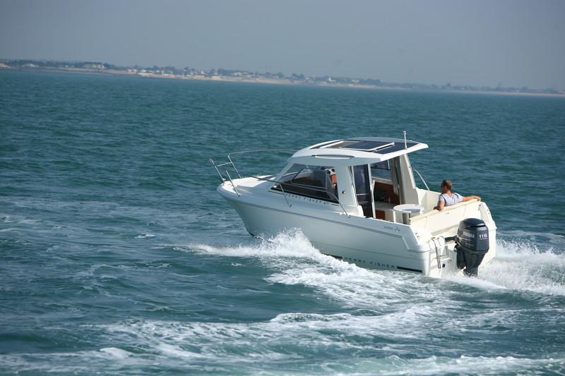 Najem čolna Jeanneau Merry Fisher 645